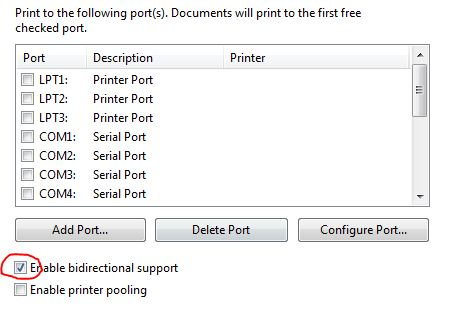 HP Laserjet P2035 prints multiple copies of pages on Windows