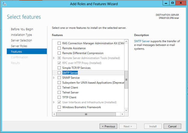 how to change network to private windows server 2012