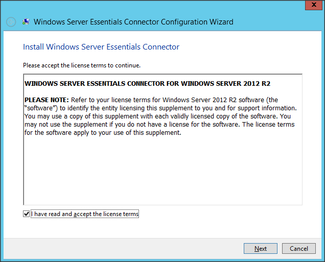 How to join a server to the Windows Server 2012 R2